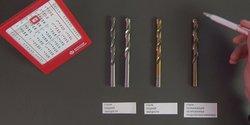 Embedded thumbnail for Лучшие сверла по металлу с цилиндрическим хвостовиком ВИ, сталь Р6М5, ГОСТ 10902-77