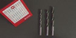 Embedded thumbnail for Сравнение сверл с проточенным хвостовиком и без, сталь Р6М5, ГОСТ 10902-77